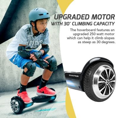Swagtron T1 Pro hoverboard 5