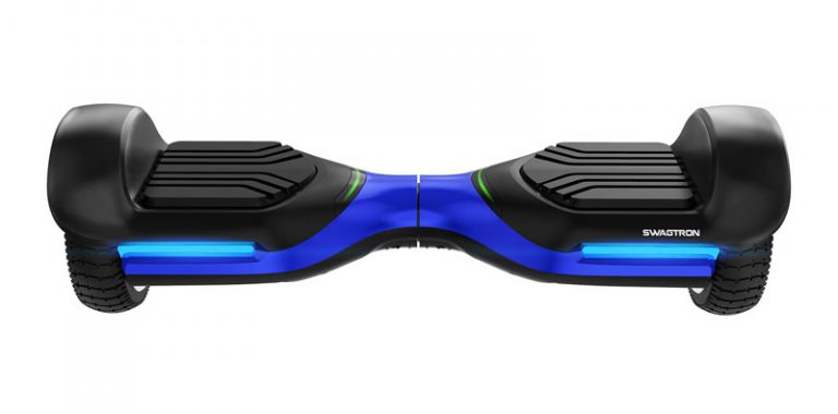 Swagtron T580 Hoverboard 2
