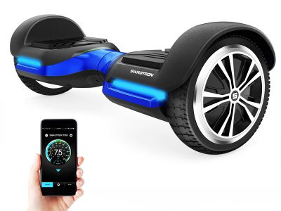 Swagtron T580 Hoverboard smartphone app