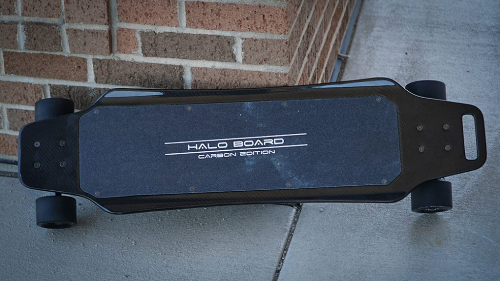 Halo Board 2 Carbon Edition