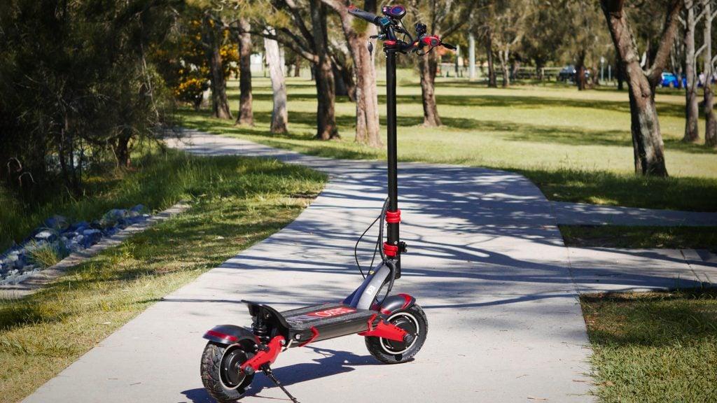 Zero 10X electric scooter