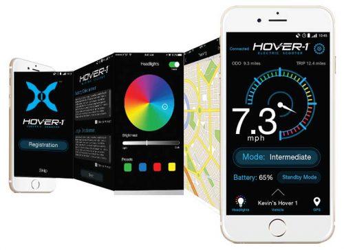hover-1 horizon app