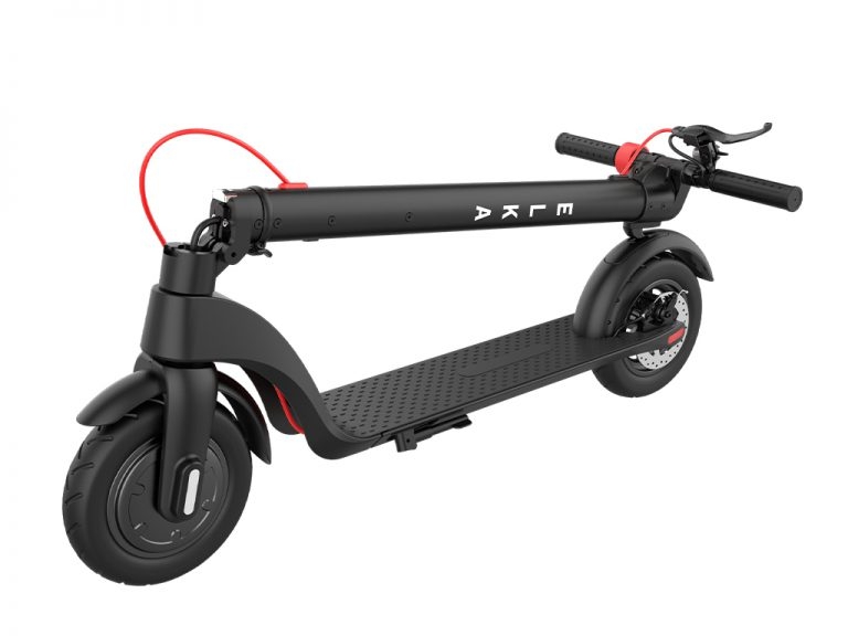 Elka Model-T Electric Scooter Review