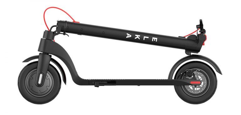 Elka Model-T Foldable Commuting Scooter