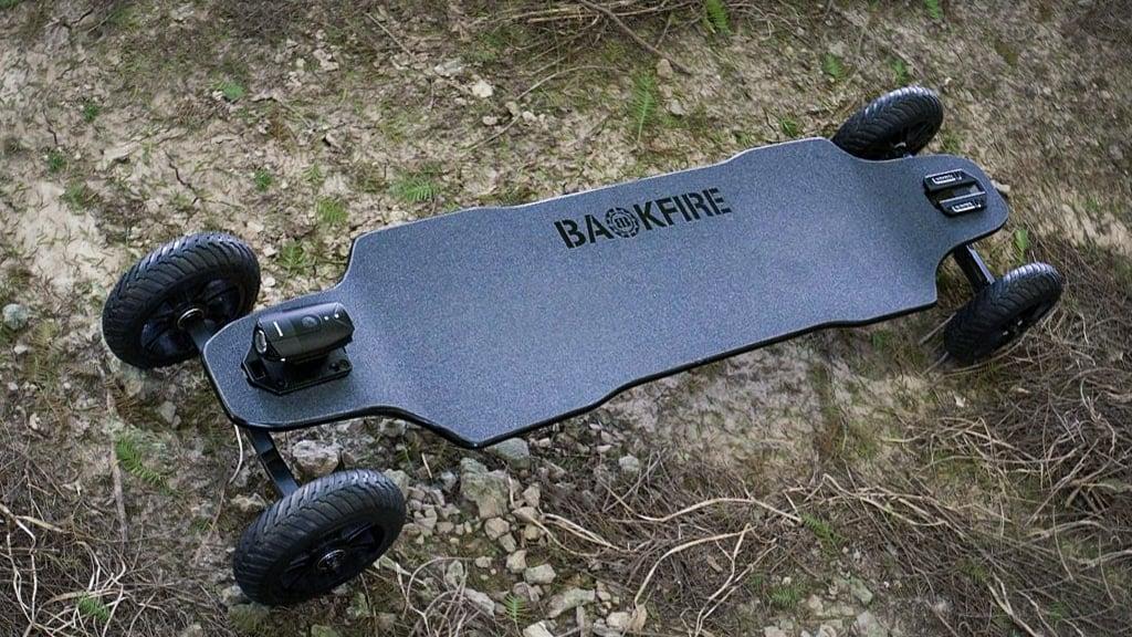 Backfire Ranger X2 off-road electric skateboard