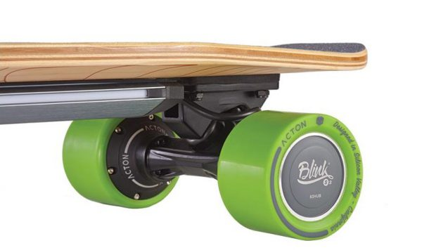 Action Blink S2 wheel view