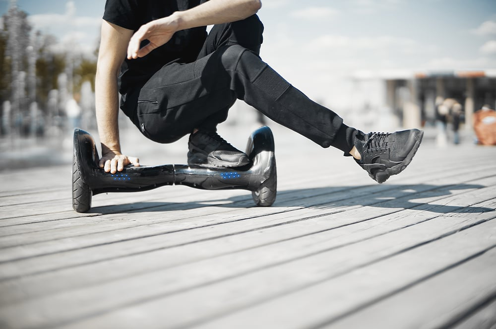 Are hoverboards legal in the UK thumbnail