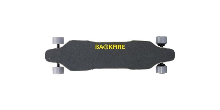 backfire g2t test