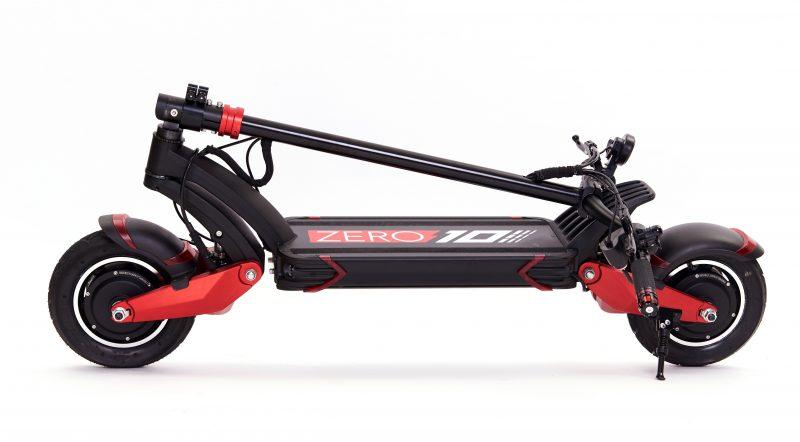 Falcon PEV Zero 10X electric scooter foldable