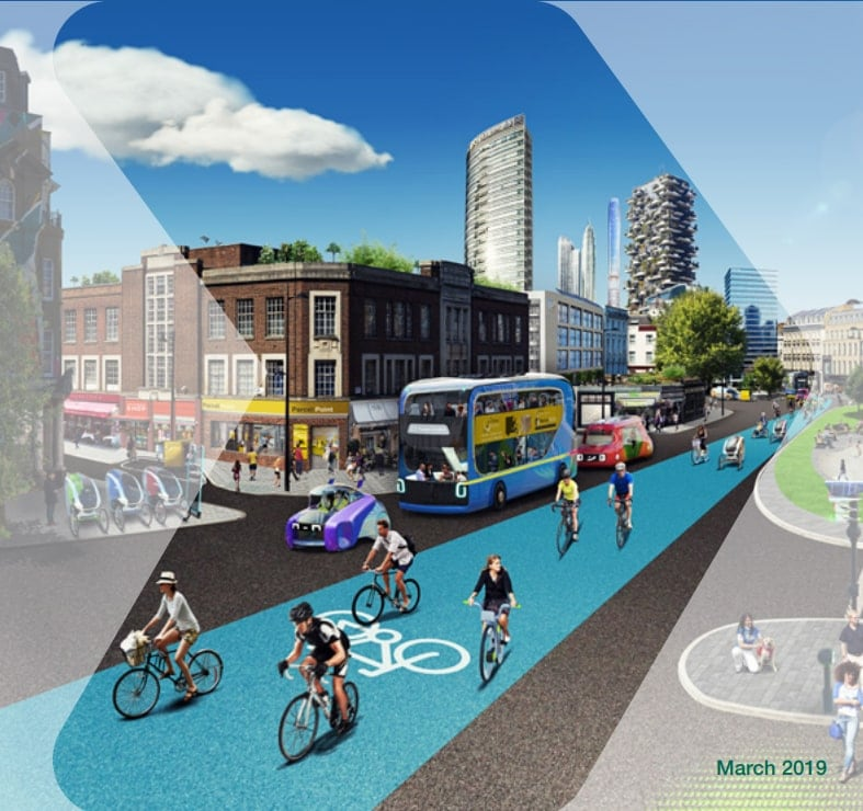 Future of Mobility: Urban Strategy