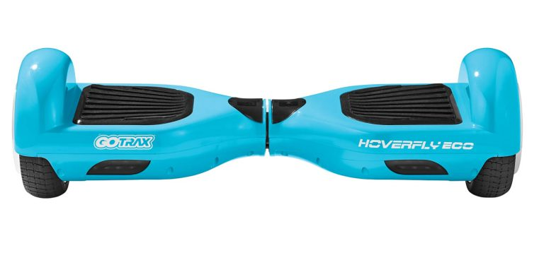 Gotrax Hoverfly Eco Hoverboard Test