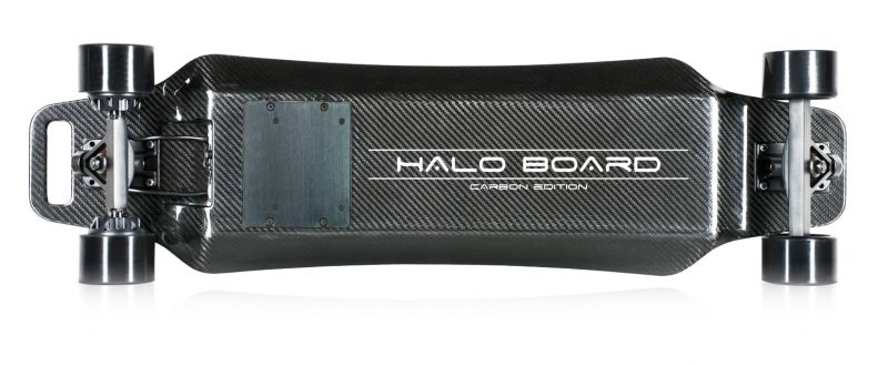 Halo Board 2 carbon edition