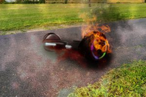 Hoverboard Catching Fire Guide