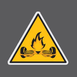 Hoverboard-warning
