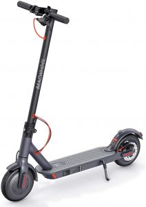 Macwheel MX1 Electric Scooter Review featured image
