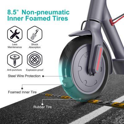 Macwheel MX1 tires