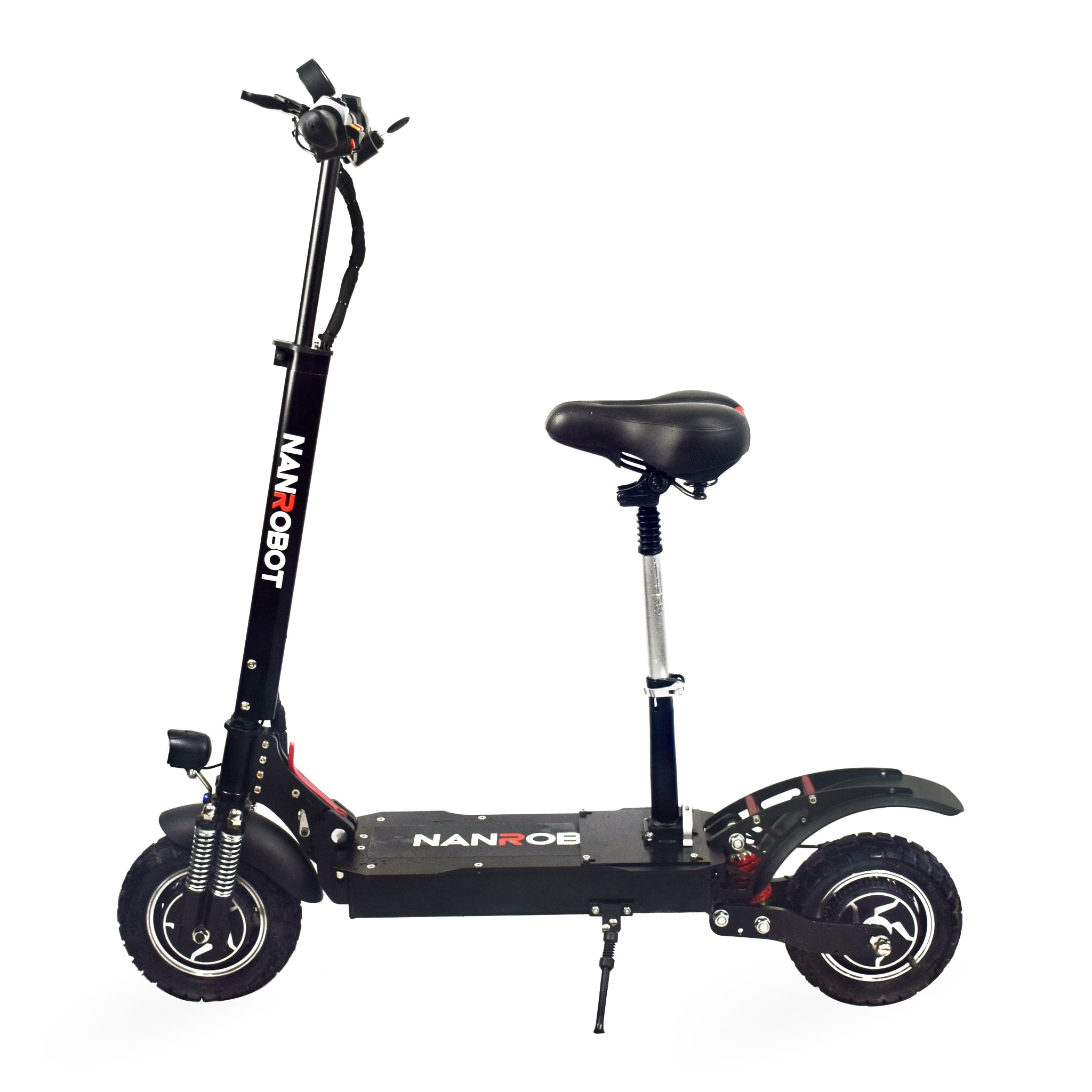 Nanrobot D4+ electric scooter review 2