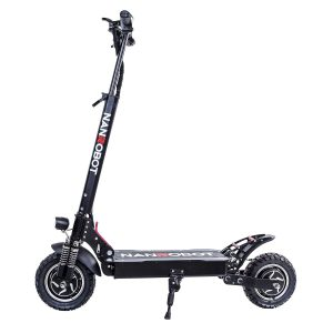 Nanrobot D4+ Electric Scooter Review featured image