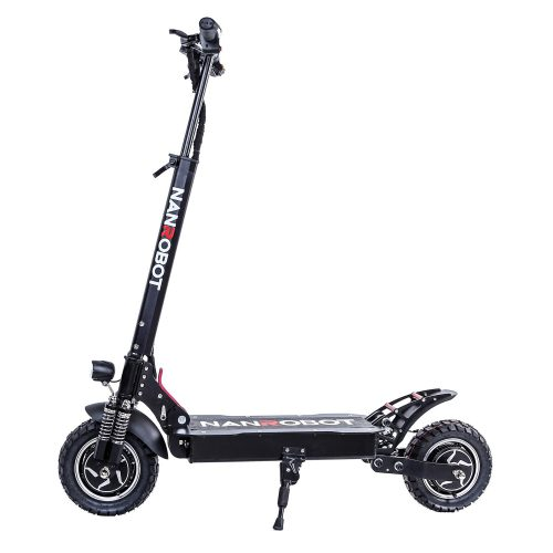 Nanrobot D4+ electric scooter review
