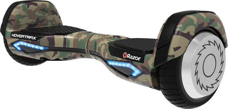 Razor Hovertrax 2.0 camouflage edition
