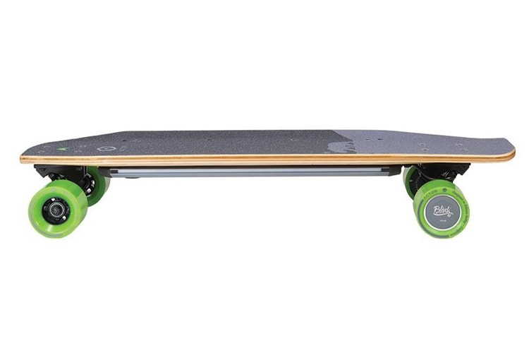 Action Blink s2 skateboard review