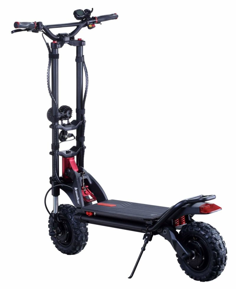 Kaabo wolf warrior 11 off road e-scooter