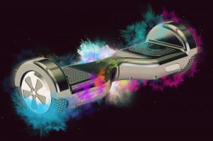 how to customize a hoverboard thumbnail