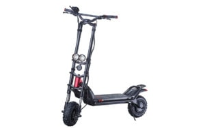 Kaabo Wolf Warrior 11 Electric Scooter Review featured image