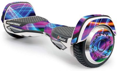 razor hoverboard with skin
