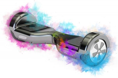 spray paint hoverboard color