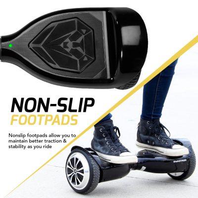 Slip-resistant footpads T5 swagtron