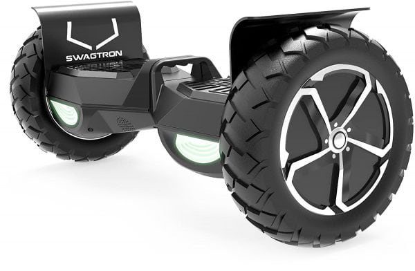 swagtron t6 outlaw off-road hoverboard