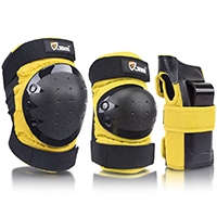 JBM adult and kids knee pads thumbnail
