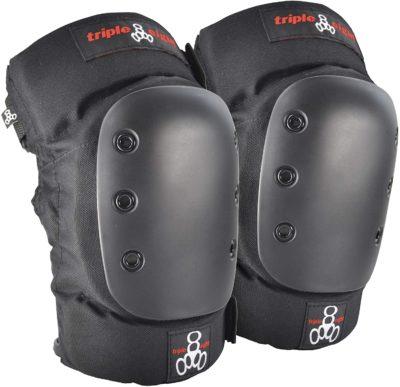 Triple Eight KP 22 Heavy-Duty Longboarding Knee Pads