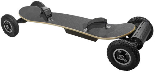 outstorm off-road electric skateboard