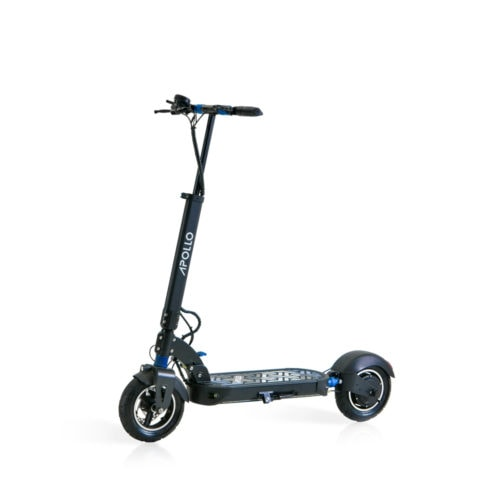 Apollo Explore scooter review