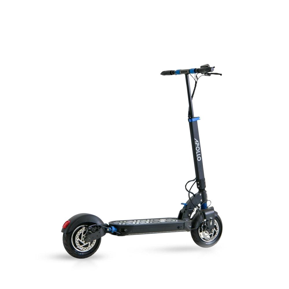 Apollo explore electric scooter rear