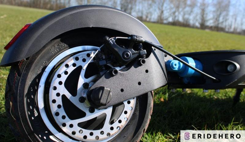 Apollo explore rear disc brake