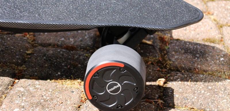 Maxfind Max2 Pro wheel