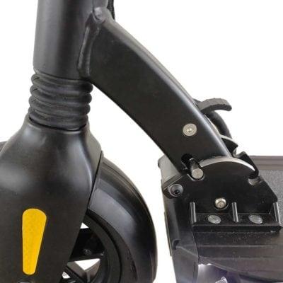 Speedway Leger folding mechanism