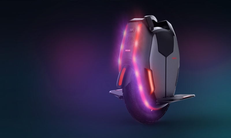 Kingsong 16X high-end electric unicycle one wheel