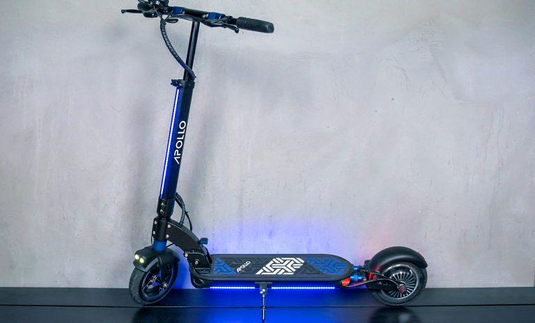 Apollo city electric scooter