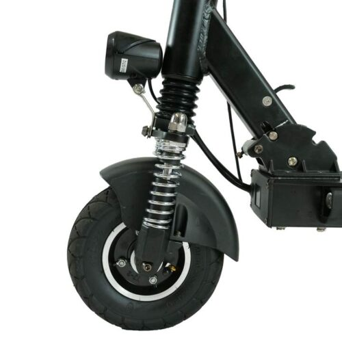 FrontSuspension emove touring electric scooter