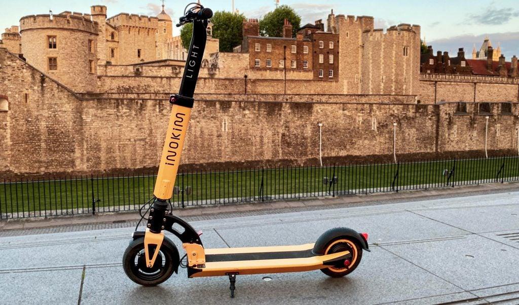 INOKIM Light 2 electric scooter