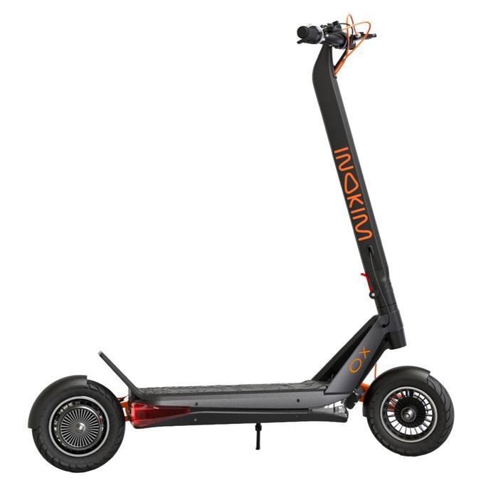 InokimOX electric scooter side