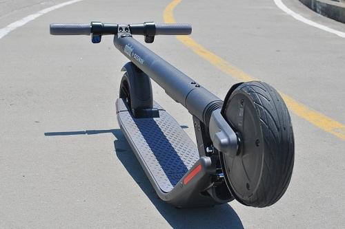 Segway ninebot scooter es2 folded