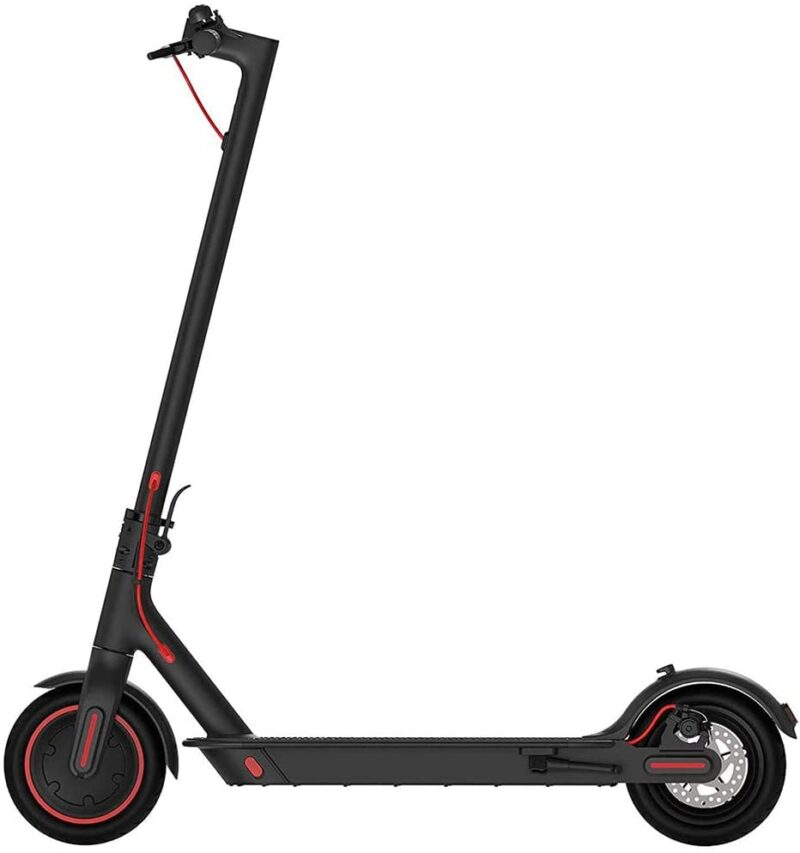 Xiaomi Mi Electric scooter pro side