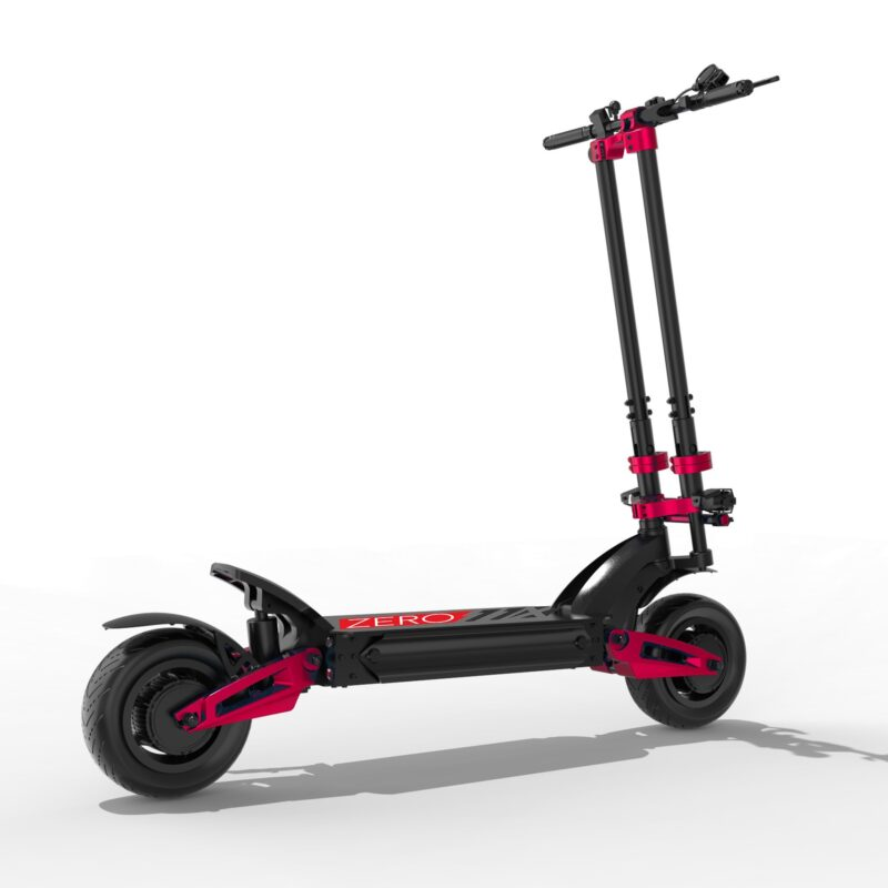 Zero 11x electric scooter black