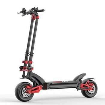 Zero 11x electric scooter side view