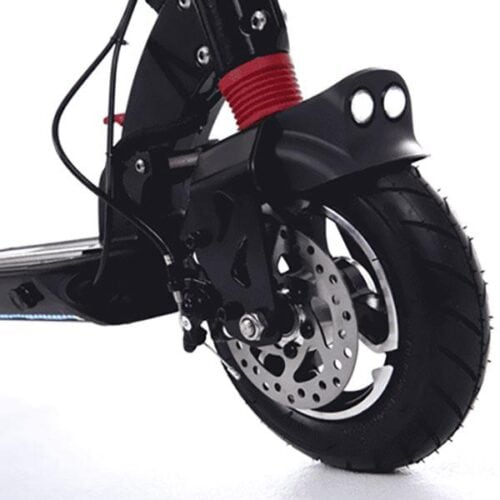 Zero 9 electric scooter Front